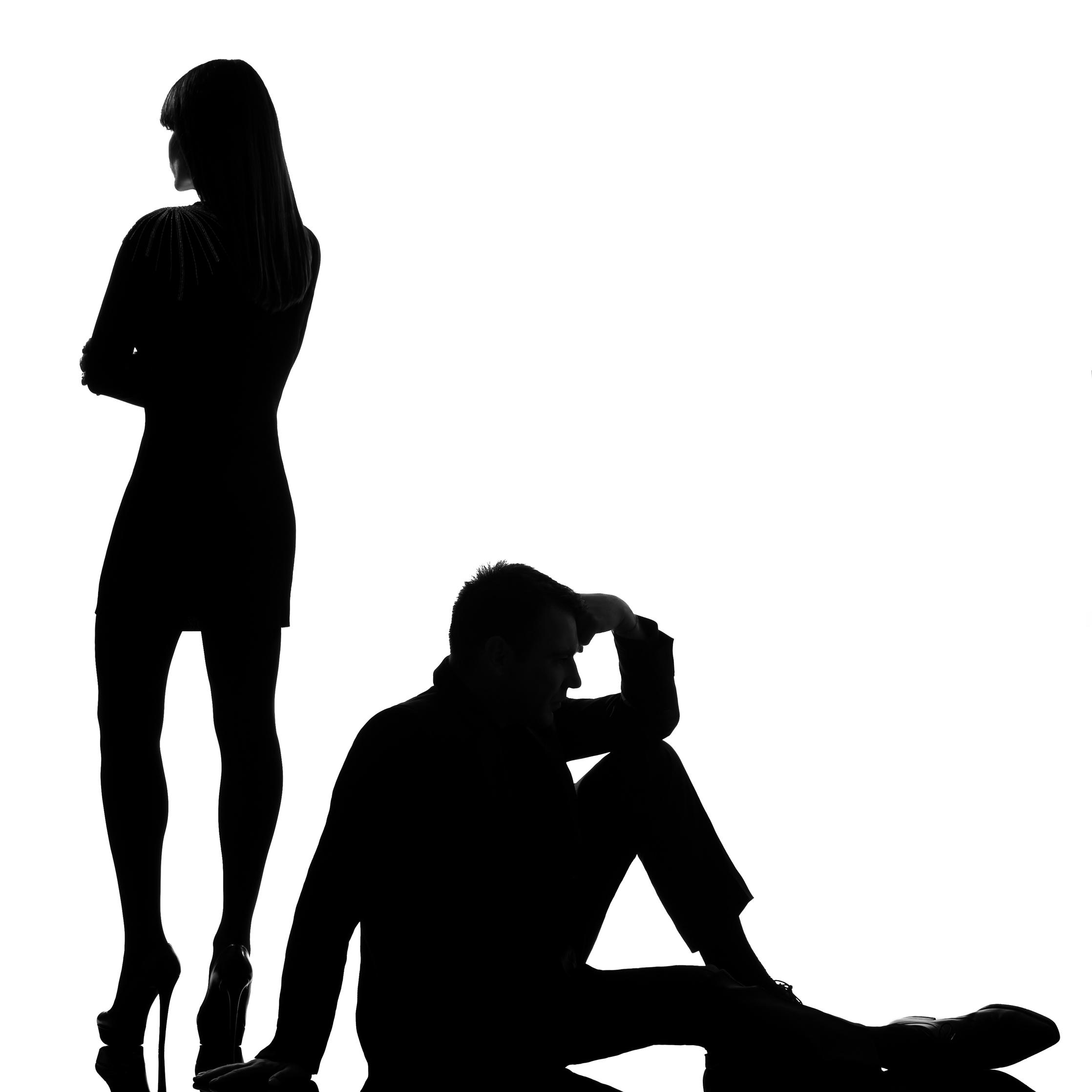 Skilsmisse øker Sykefraværet