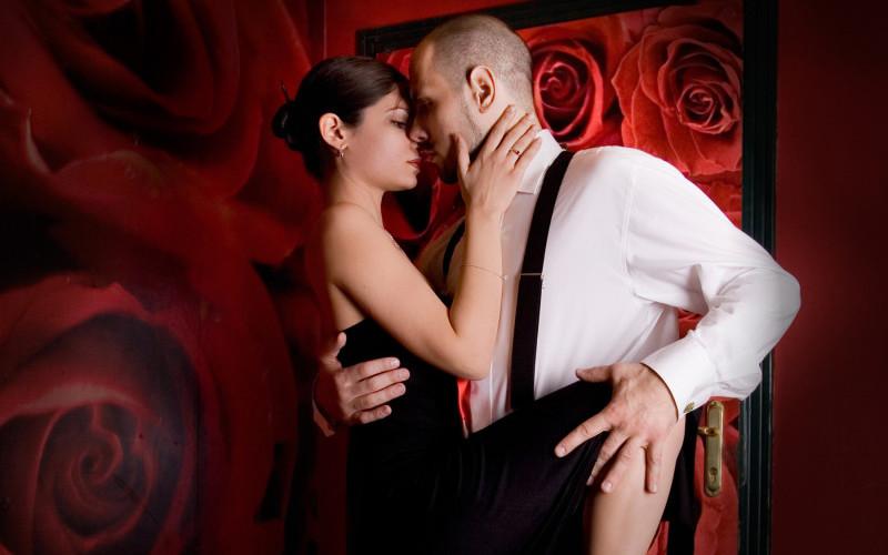 Illustrasjonsfoto Til Kurset Tangokurs For Bedre Samliv