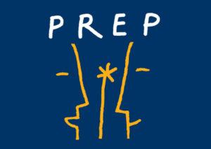 Kortversjon av PREP kurs. Endags kurs av PREP