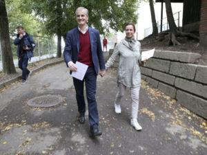 Jonas Gahr Støre og kona Marit gått både i parterapi og på samlivskurs. Slik forebygger de samlivskriser.