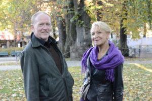 Arne Birger Heli og Anna Sigridsdatter Heen